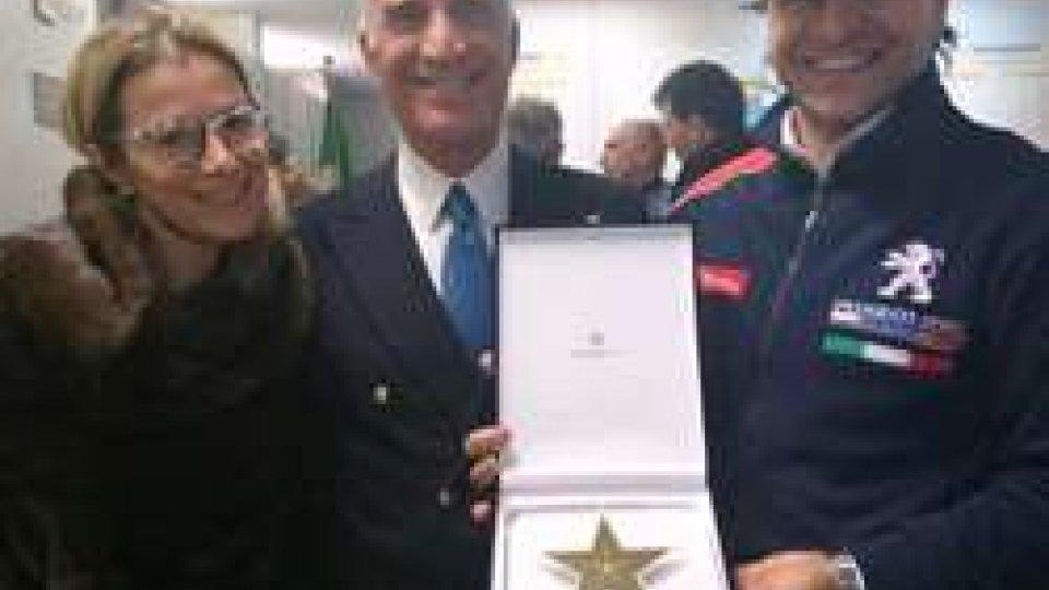 La prima stella di Paolo Andreucci