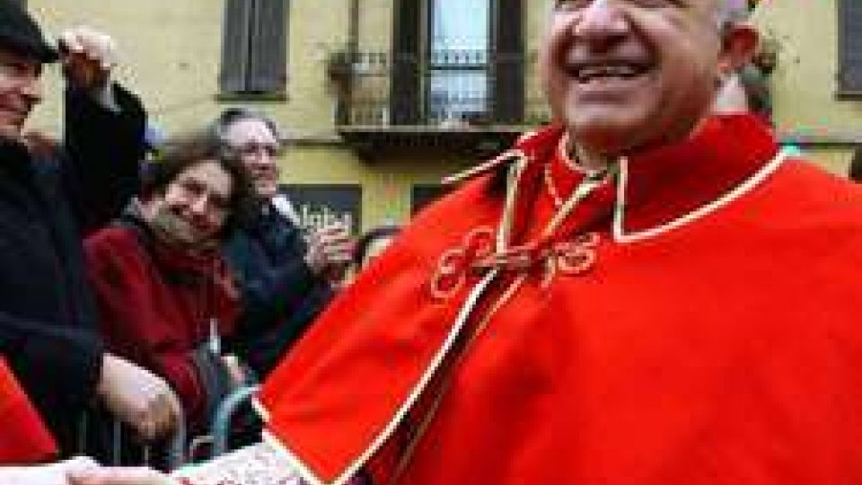 cardinale Dionigi Tettamanzi