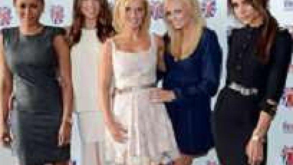 Spice Girls, un tour mondiale nel 2016