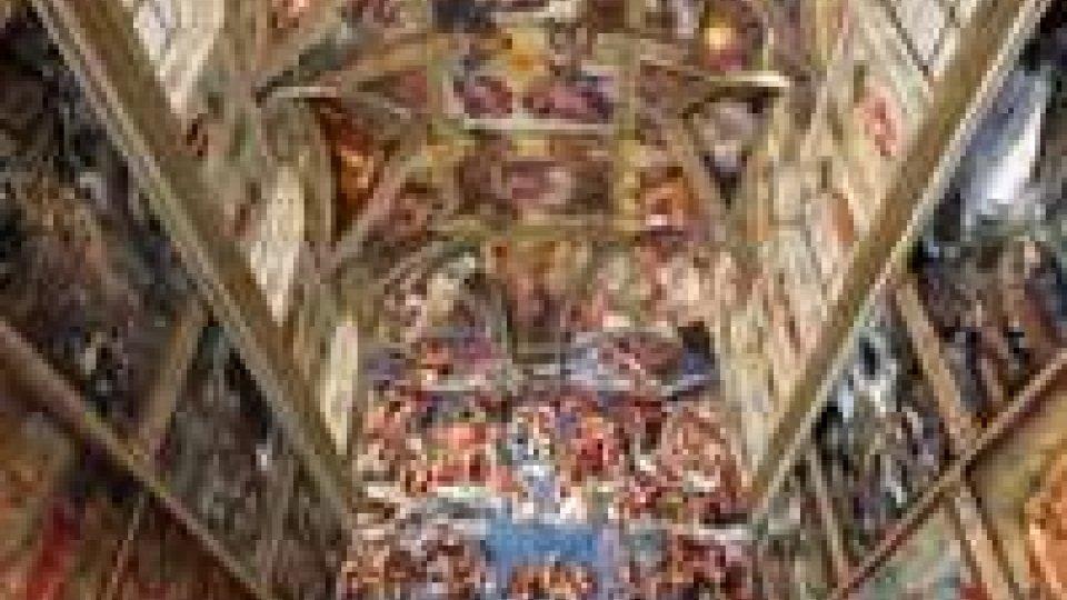 Vaticano: chiusa la Cappella Sistina