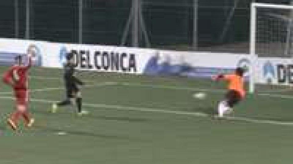 Coppa Titano: Folgore ai quartiCoppa Titano: la Folgore ai quarti