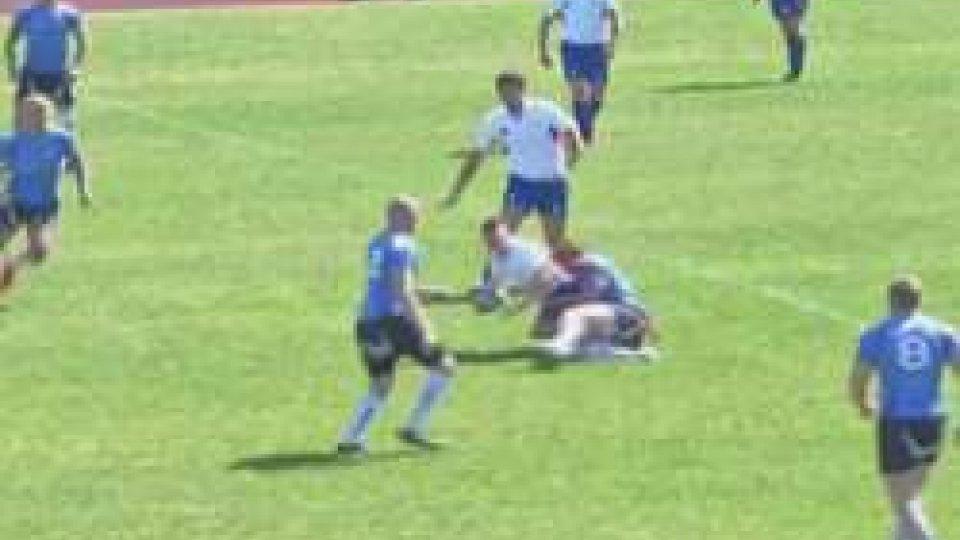 Europei rugby 7, Finlandia batte San Marino 37-5