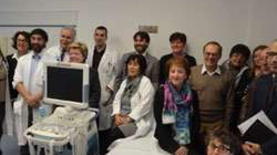 Malattie Reumatiche, donato ecografo del valore di oltre 18 mila euro