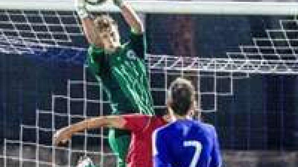Slovenia - San Marino: Aldo Simoncini out, debutta Benedettini