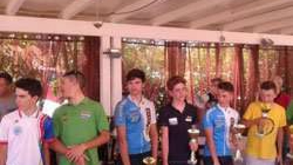 Juvenes Banca Cis: buoni piazzamenti di Verni 8° e Buccella 10° a Cà di Lugo