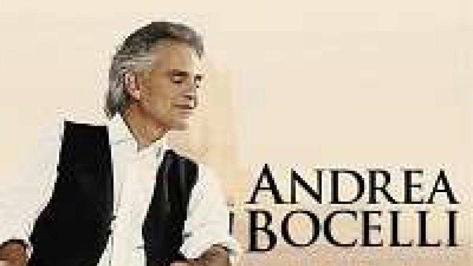 Bocelli, a ottobre il nuovo album Cinema