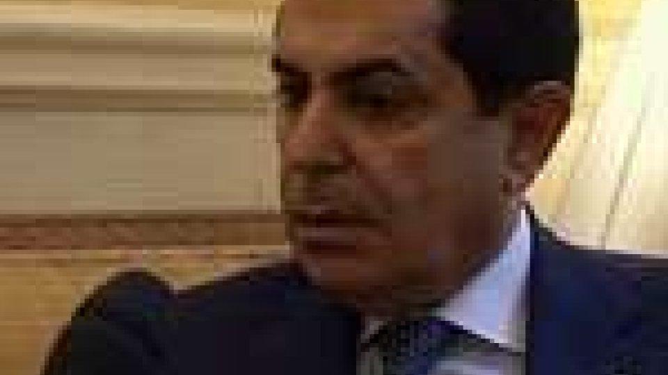 Assemblea ONU: Antonella Mularoni incontra il Presidente al-Nasser
