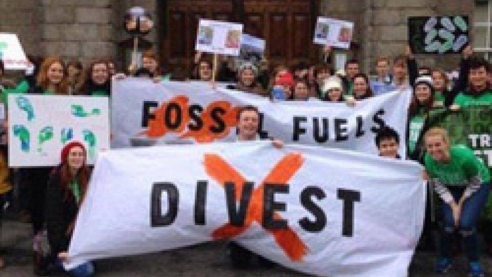 L'Irlanda è il primo Paese al mondo a disinvestire dai combustibili fossili