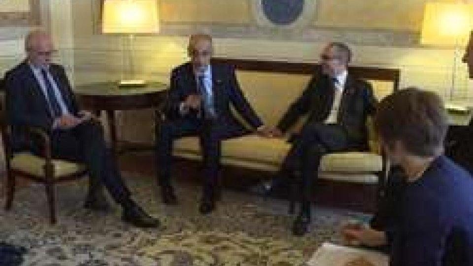 Ministro piccoli Stati al BegniNon solo Giochi, l'Europa al centro di incontri istituzionali