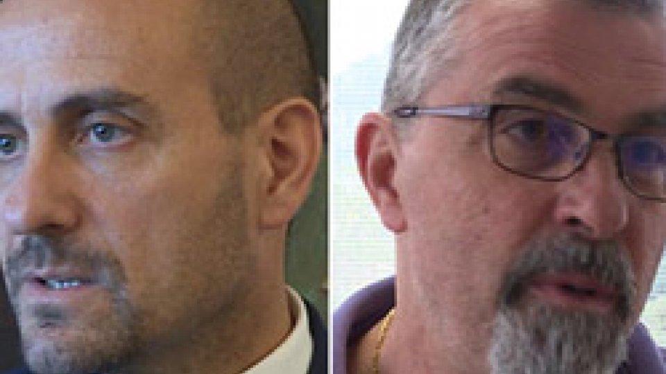 """Franco Santi e Giuliano TamagniniRiforma pensioni: Santi, """"si entri nel merito rispettando le scadenze""""; Tamagnini, """"non tratto con la pistola alla tempia"""""""