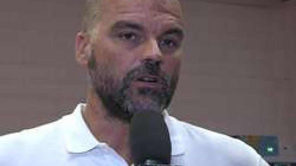 """Franco FoschiPallacanestro Titano, Foschi: """"Squadra agile, giovane e atipica. Ci manca un lungo, obiettivo playoff"""""""