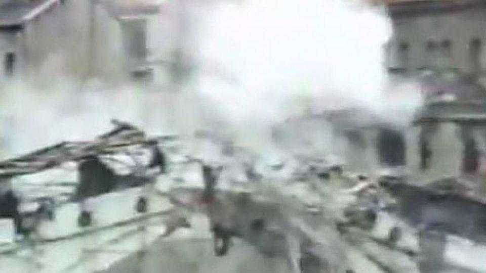 Mostar bombardata @meteoweb
