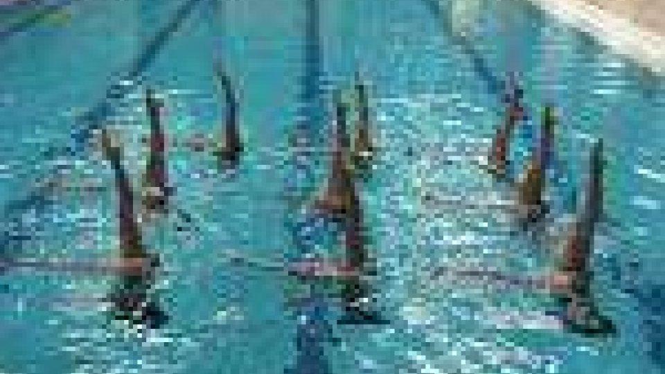 Europei Junior di nuoto sincronizzato: ottimo risultato per le sammarinesi