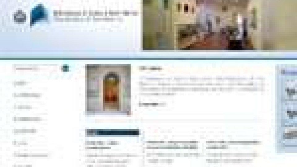 San Marino - La Biblioteta di Stato on-line