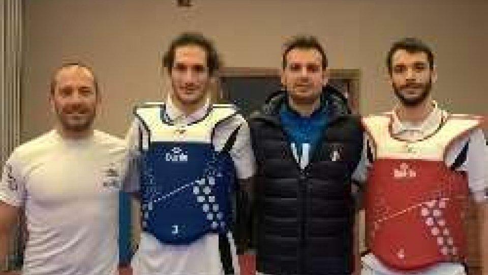 Taekwondo: San Marino in Egitto sognando le Olimpiadi