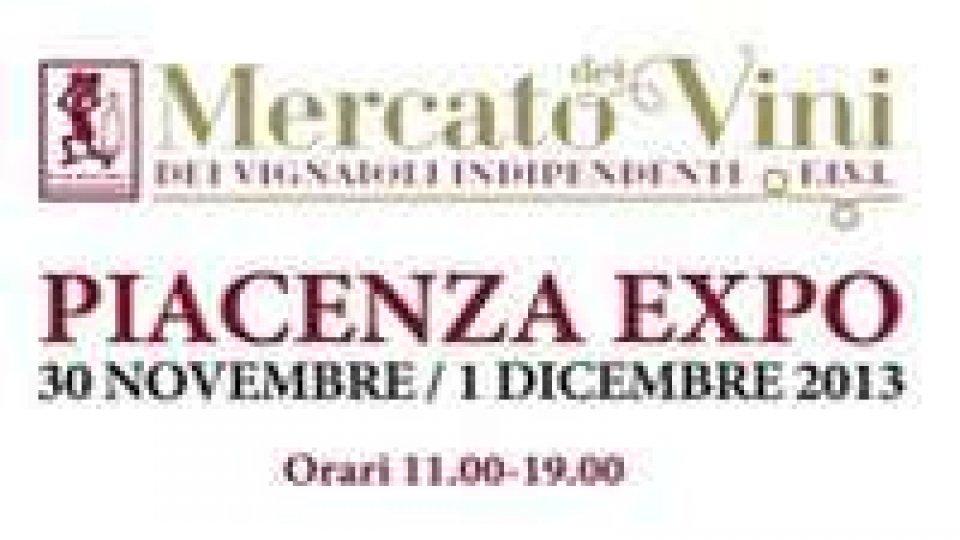 Il vino artigianale in mostra a Piacenza con 240 cantine