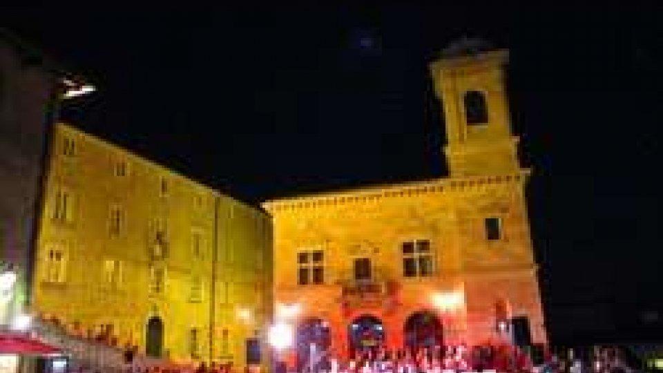 La San Marino Concert Band e il Coro Perla Verde di Riccione in concerto