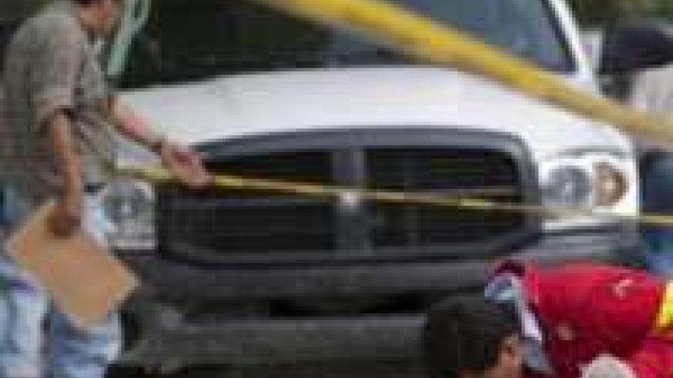 Messico, guerra della droga: trovati 7 corpi mutilati in autostrada