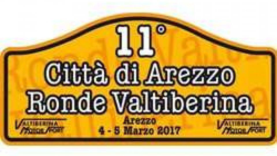Ronde Valtiberina, tanti i piloti e navigatori della Scuderia San Marino