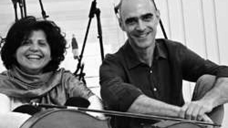 Martina Grossi e Anselmo Pelliccioni