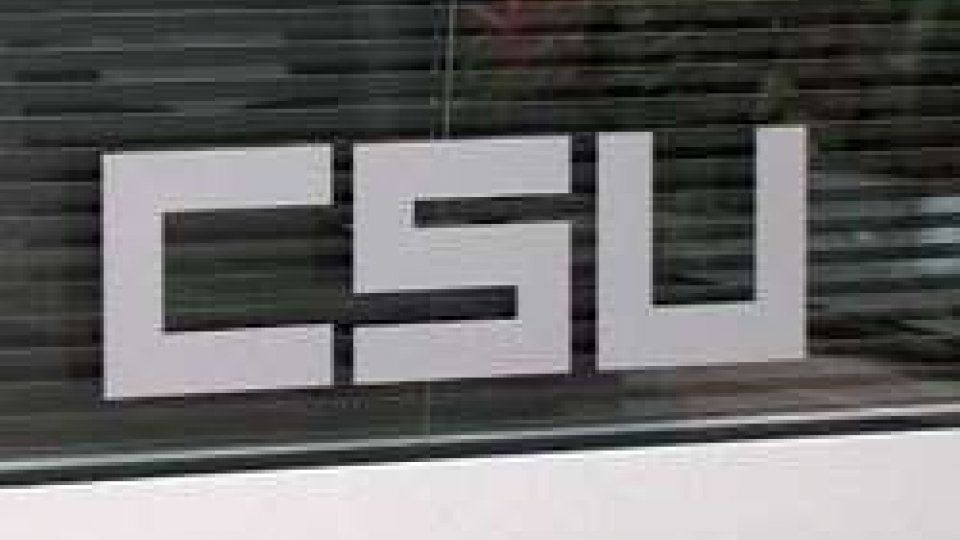 Crisi del sistema bancario sammarinese, la CSU ha incontrato la delegazione di Governo