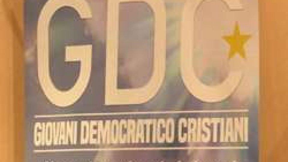 """XVI CONGRESSO DEI GIOVANI DEMOCRATICO CRISTIANI...""""Noi partiamo da noi, dai giovani"""""""
