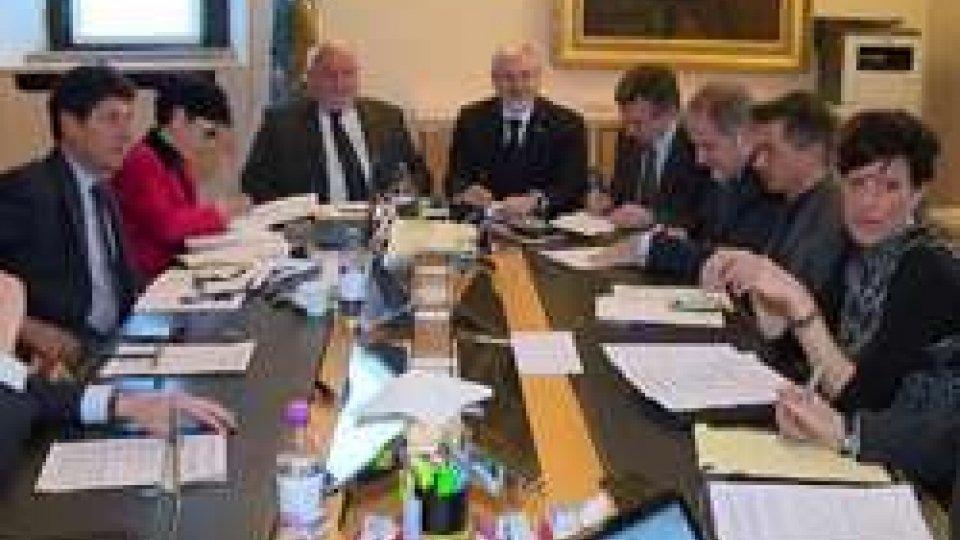 Ufficio di PresidenzaConsiglio: prossima sessione tra il 15 e 20 marzo, al'Odg il regolamento consigliare