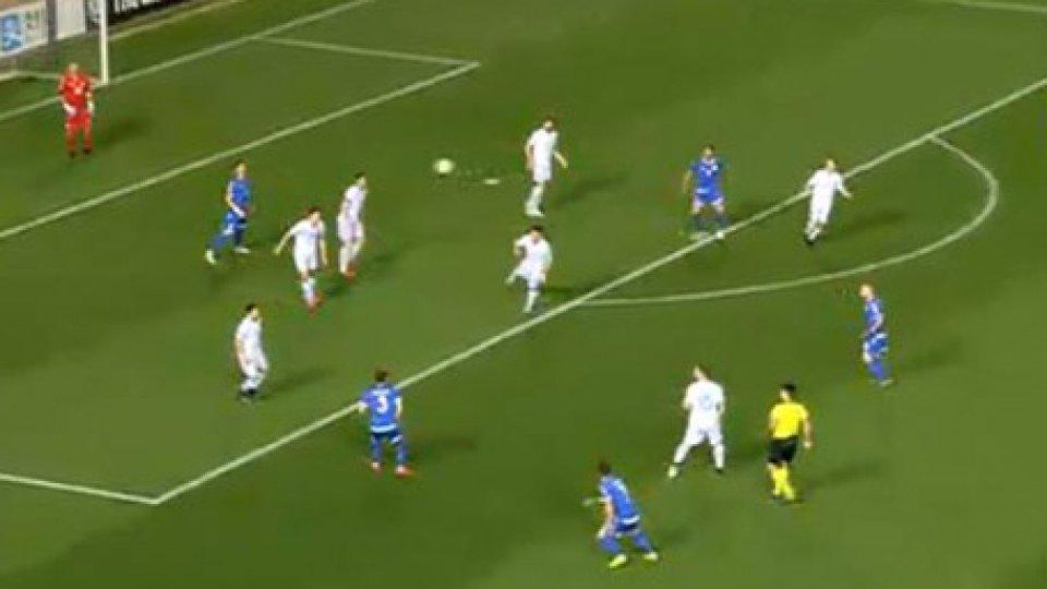 LIVESCORE - Qualificazioni Euro2020: Cipro - San Marino 5-0