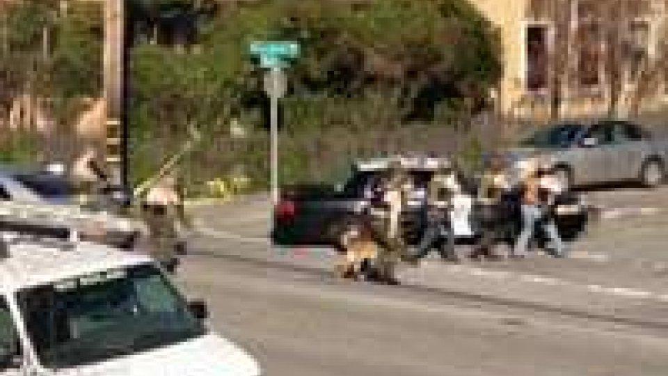 Usa: due sparatorie in Campus e in strada: tre morti