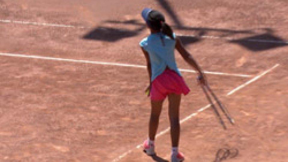 Tennis San Marino Junior: domani le finali U12