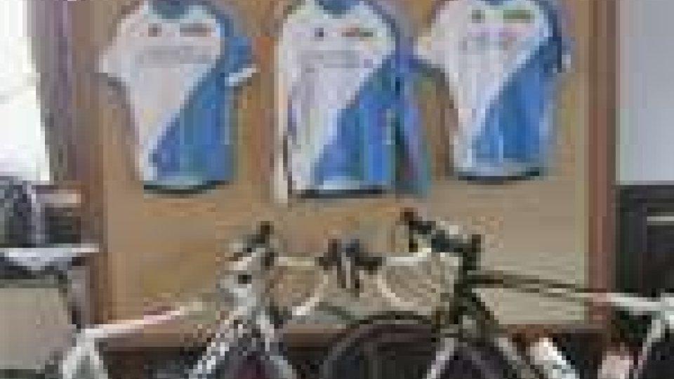 Ciclismo: Federico Gaia conquista il secondo posto