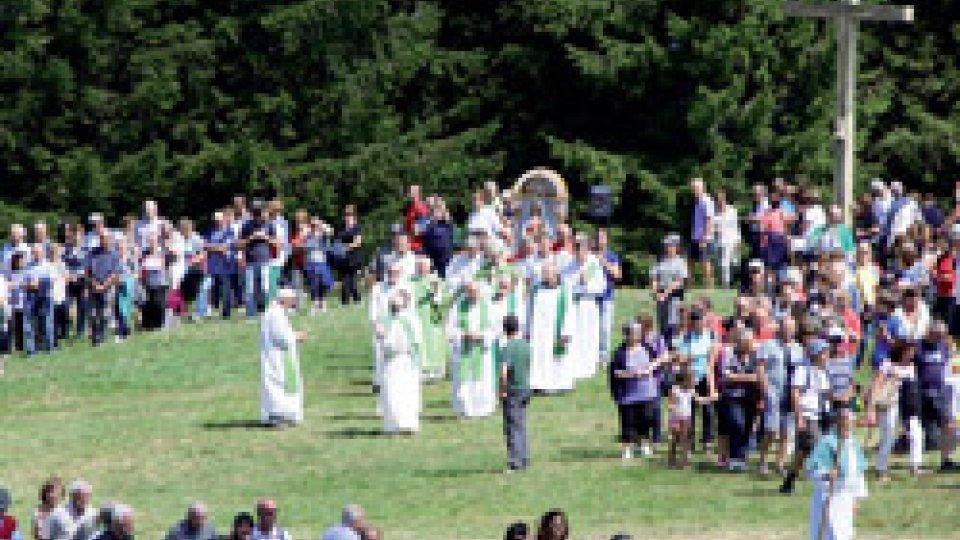 """Al via la """"Camminata del Risveglio"""". Presente anche il Vescovo di San Marino-Montefeltro"""