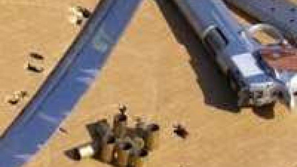 Giappone: due proiettili artigianali sparati vicino base Usa