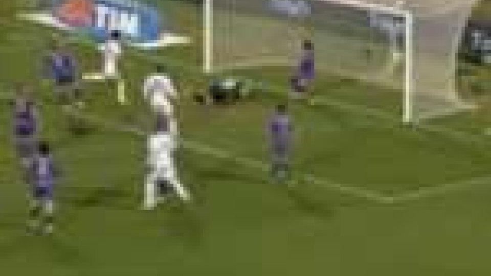 Fiorentina-Roma 0-1Fiorentina-Roma 0-1