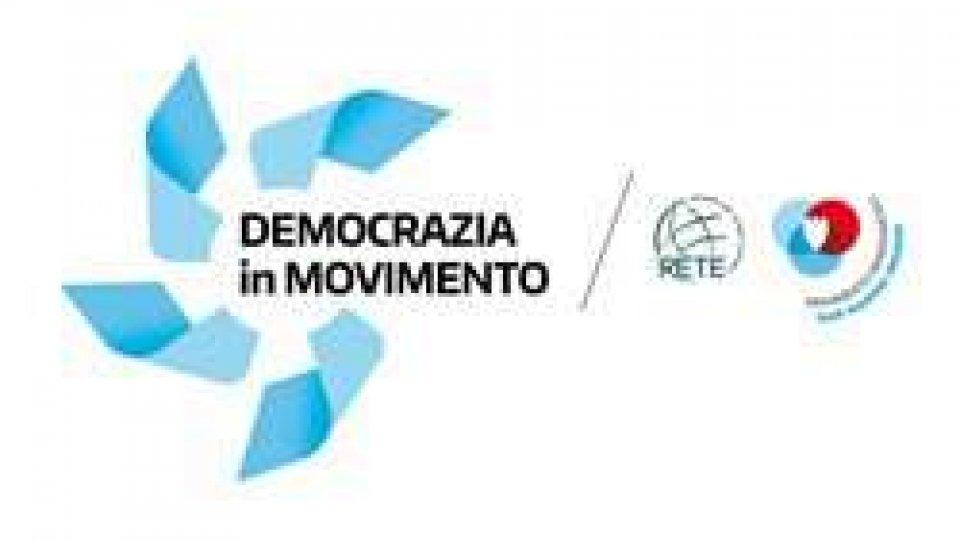 """Democrazia in Movimento su Commissione Finanza: """"Non sono emersi dati di rilievo"""""""