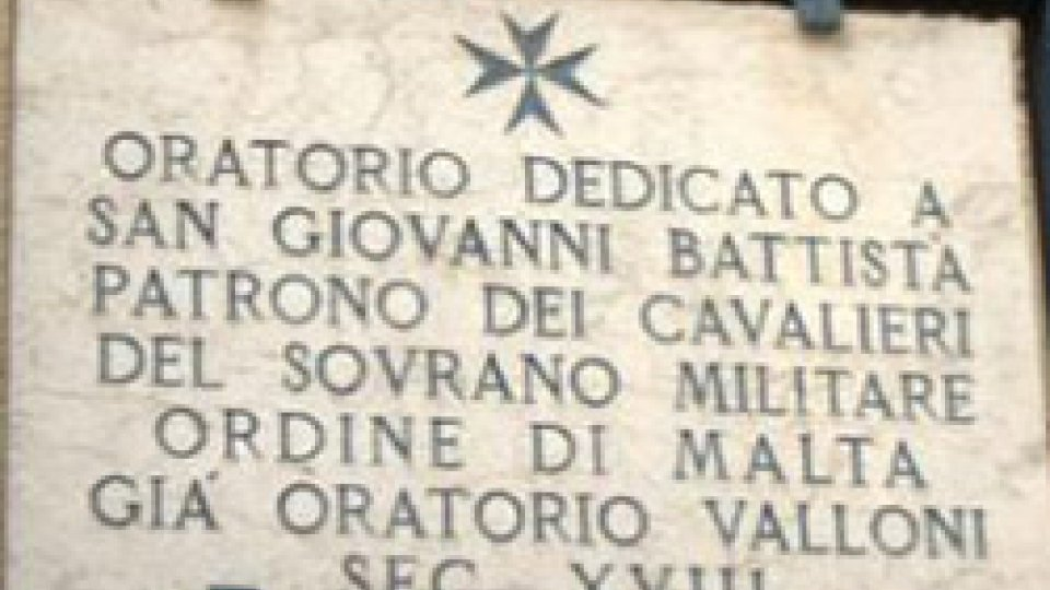 Ambasciata del Sovrano Ordine di Malta, Santa Messa in onore di San Giovanni Battista