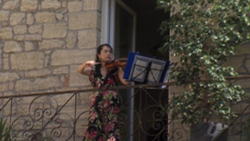Serenata al balcone