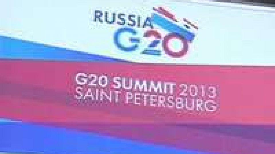 G20: la crisi economica mondiale sta migliorando
