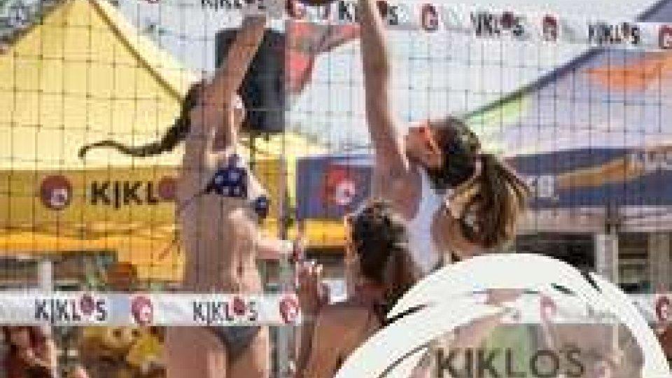 Bellaria, ritorna Kiklos Sand Volley