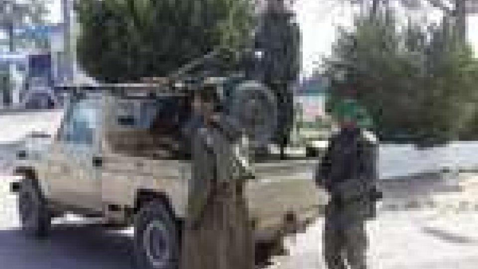 Libia: rivoltosi, abbattuto elicottero militare vicino Misurata?