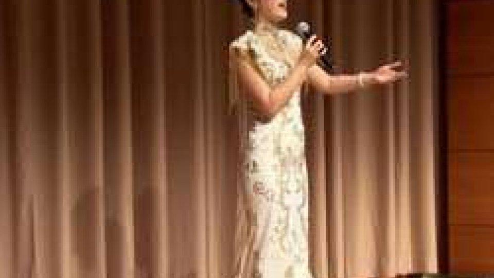 "Spettacolo del ""China Song and Dance Ensemble"" al Kursaal"
