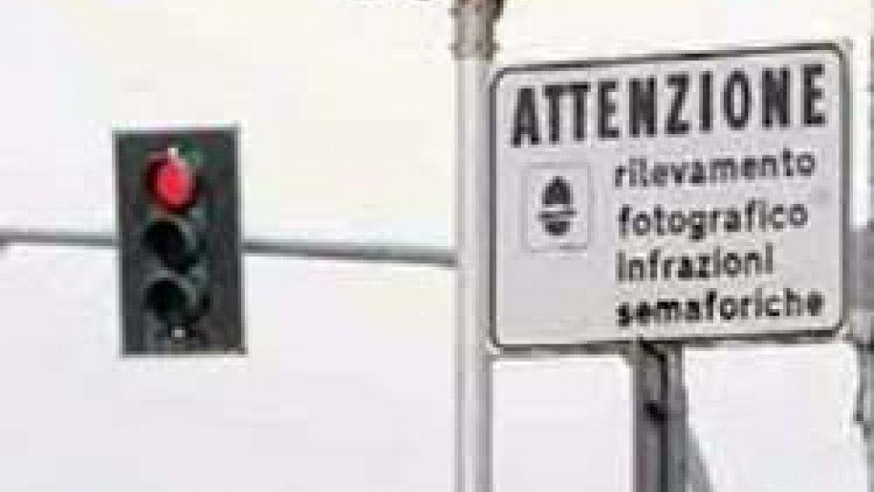 Telecamere di controllo sui semafori