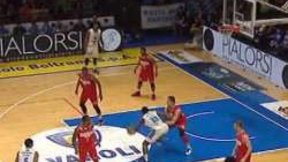 Basket: Avellino scatta verso il terzo posto, Caserta nei guaiBasket: Avellino scatta verso il terzo posto, Caserta nei guai