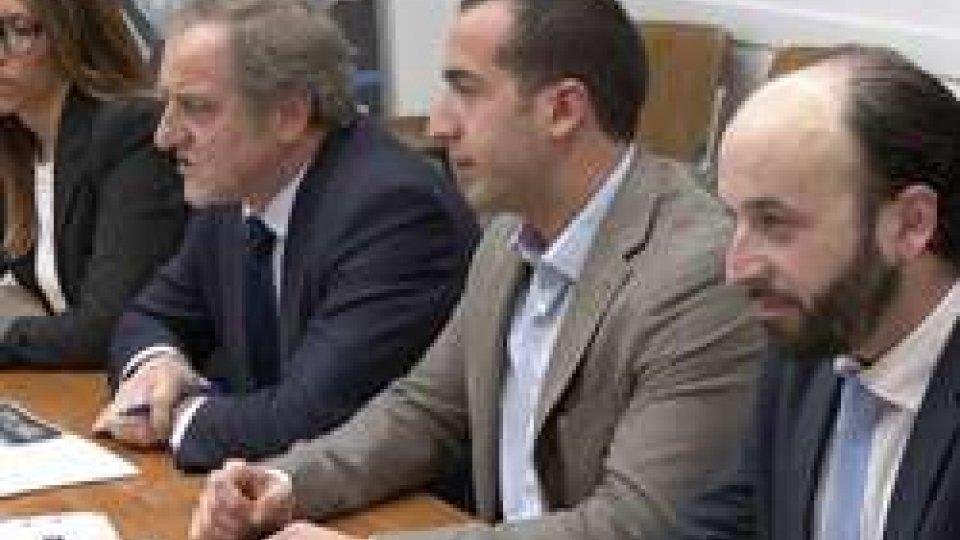 """Alice Mina, Gian Carlo Venturini, Alessandro Cardelli e William CasaliLa Dc contro Banca Centrale. """"Chi ha stabilito quali Npl cedere?"""""""