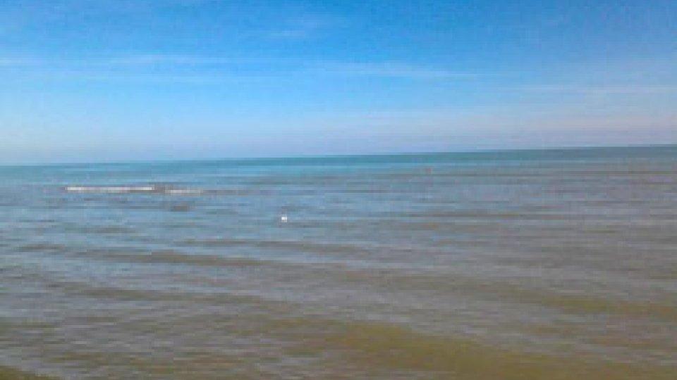 Mare Adriatico: temperatura dell'acqua oltre i 29 gradi