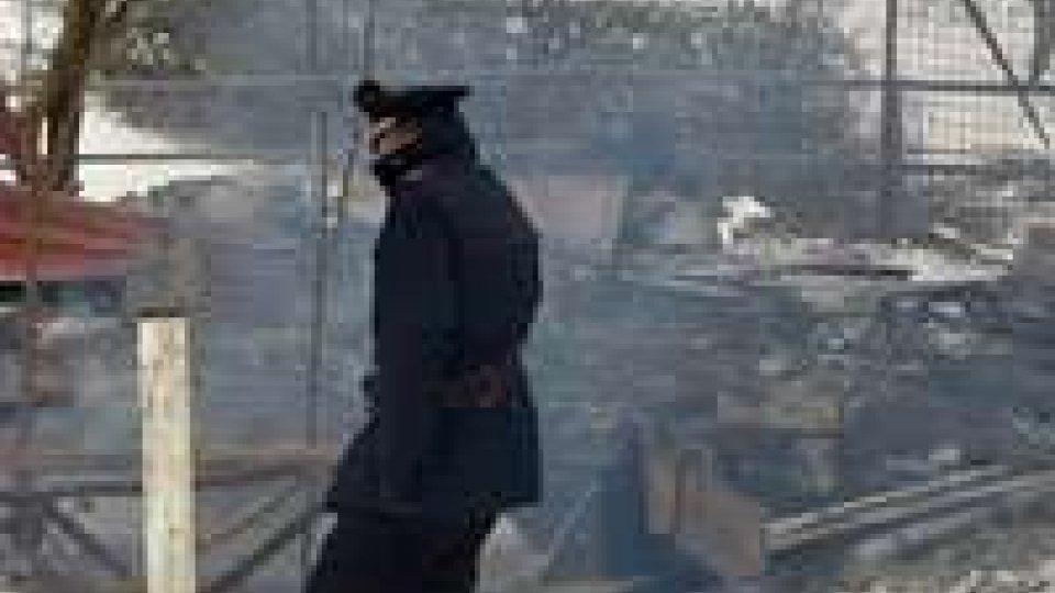 Incendio Perticara: il corpo carbonizzato sarebbe di una 37enne