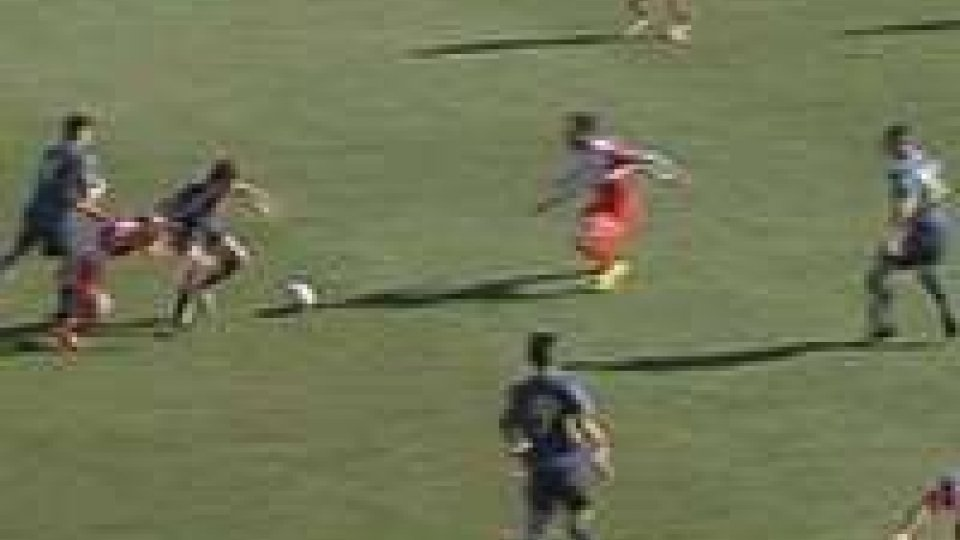 Rimini - San Paolo Padova 3-1Rimini - San Paolo Padova 3-1