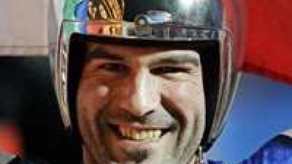 Zoeggeler portabandiera Italia a Olimpiadi Soci