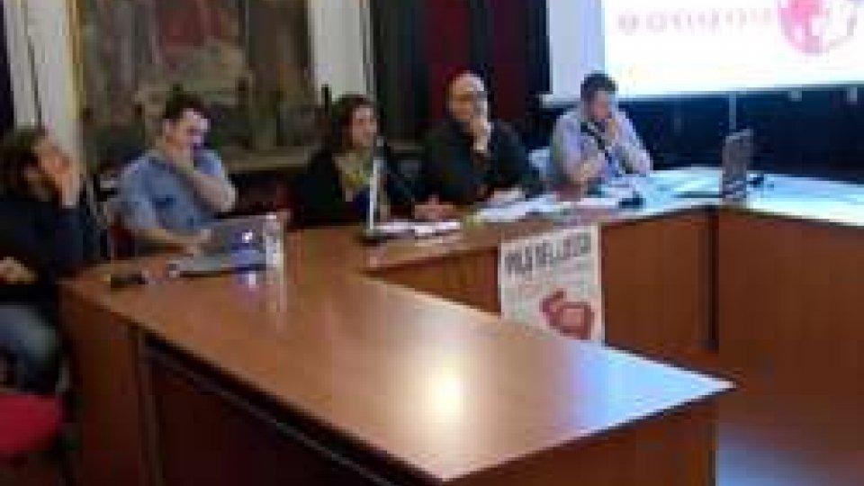 RETE, Liberamente e Luca Lazzari sulla serata organizzata ieri sera a Serrvalle