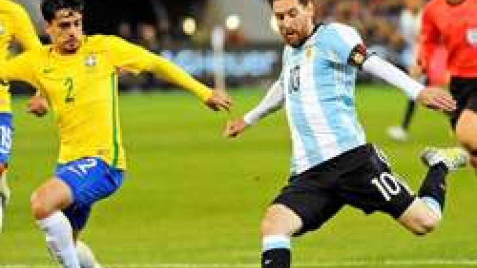 Argentina, il CT Sampaoli debutta vincendoArgentina, il CT Sampaoli debutta vincendo